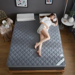 绫帛薇布4D透气款乳胶记忆棉立体床垫
