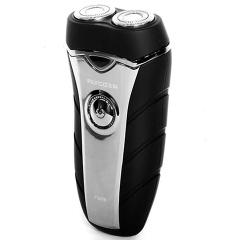 飞科(FLYCO) FS876电动剃须刀 充电式双刀头浮动刮胡刀 刀头水洗商务便携式胡须刀