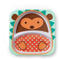 Skip Hop 可爱动物园宝宝餐盘 餐碗