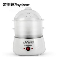 荣事达(Royalstar)煮蛋器RD-Q217荣事达蒸煮早餐吧白色