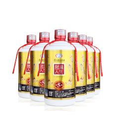 贵州茅台集团财溢人生传世经典52度浓香型白酒 500ml