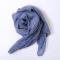 丁摩 SSYAOGE 棉麻复古金鱼纹围巾W1704