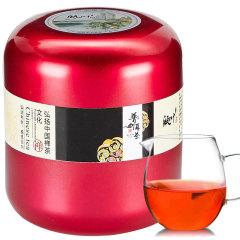 瓯叶 云南普洱茶熟茶 云南茶叶 干仓存放 古树醇香散茶100g/罐