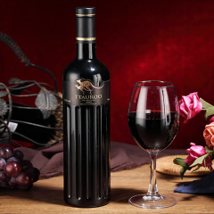 禾富双袋鼠澳洲进口葡萄酒双支礼盒装