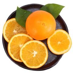 果肉细嫩 清爽可口 湖北秭归伦晚脐橙5斤装