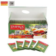 斯里兰卡原装进口 IMPRA 英伯伦莲花味红茶(2g*30袋)60g