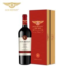 宾利爵卡爵士干红葡萄酒法国原瓶进口单支礼盒装