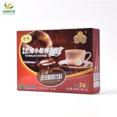 【中国农垦】云啡 云南特产 三合一小粒种速溶咖啡 原味咖啡390g  临期清仓