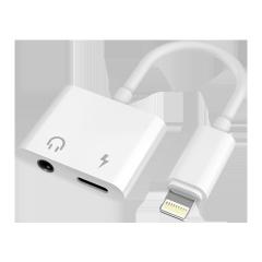 Viken(维肯)Lightning+3.5mm接口 音频转换器 充电听歌二合一
