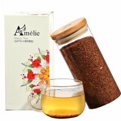 Amelie花草茶 黑苦荞茶 500g/罐