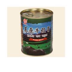 安多清真食品藏区特产藏牦牛胫骨 850g