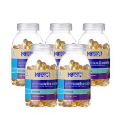 维灵牌深海鱼油软胶囊90*5瓶调节血脂
