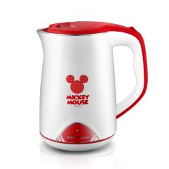迪士尼(Disney)电水壶GS1538  1.5L 304不锈钢内胆