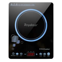 荣事达(Royalstar)电磁炉C22-268T 黑晶面板  爆炒大火力
