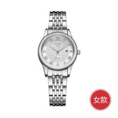 ROCOS女士时尚钢带手表