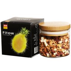Fitow 菲特 菠萝柠檬水果茶 花果茶 果粒茶 果味茶 100克/罐