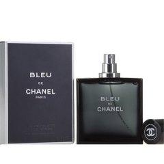 【香港直邮】Chanel/香奈儿Bleu蔚蓝男士淡香水 50ml EDT