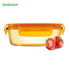 康宁耐热玻璃保鲜盒980ml便当饭盒