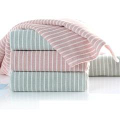 啄木鸟 家用情侣毛巾 两条装