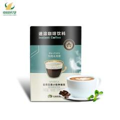 【中国农垦】云啡 云南特产 三合一小粒种速溶咖啡 玛奇朵180g×2盒