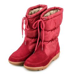 奥力福时尚羽绒靴  货号121412