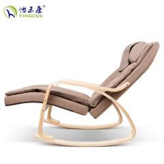 怡禾康 YH-7087 家用多功能按摩椅 休闲摇椅(咖啡色)