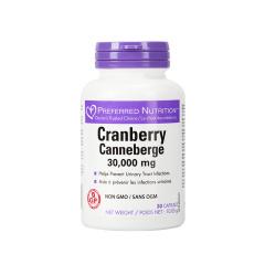 【全球优选】PN进口高浓度蔓越莓精华胶囊 5瓶组