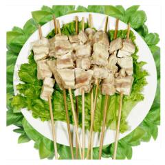 东来顺_羊板筋内蒙古正宗羔羊半成品10串200g 烧烤食材