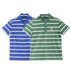传奇保罗魅力条纹POLO衫尊享组  货号122889