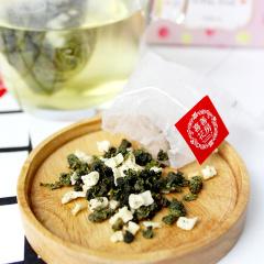 喜善花房白桃蜜桃乌龙茶日本乌龙水果玫瑰花冠茶茶三角茶包冷泡茶袋泡茶