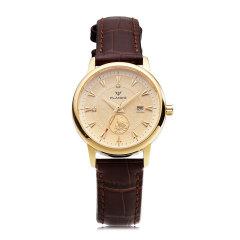 佛朗戈金牌钻石女士机械腕表