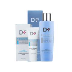 DF/轻美肌 玻尿酸水乳组合( 化妆水200ml+保湿乳液40ml)