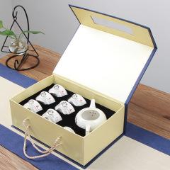 福辰 功夫陶瓷茶具玉瓷茶叶套装