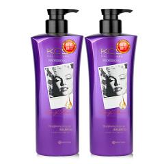 韩国原装进口爱敬可希丝沙龙护理洗发香波2瓶装