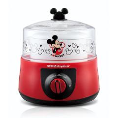 迪士尼(Disney)隔水炖DZ08F 红色  白瓷内胆