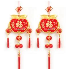 苹果中国结1对