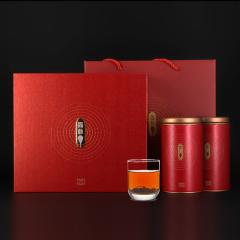 瓯叶红茶 简朴系列 云南古树茶 凤庆滇红茶 野生古树滇红茶 古树滇红 100g 礼盒装
