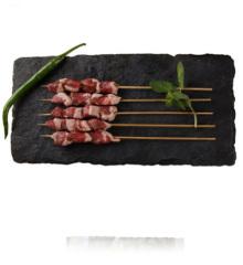 东来顺内蒙古散养羔羊烧烤食材新鲜羊肉串烧烤肉串清真食品200g