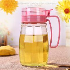 玻璃防漏油壶 控油调料瓶无铅食品级酱油醋瓶