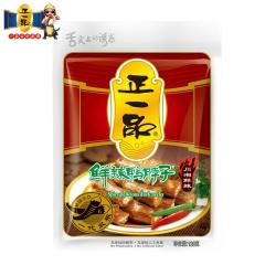 正一品鲜辣鸭脖120g/袋 潮汕即食休闲小吃独立包装零食
