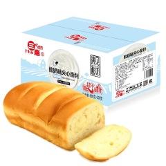 三惠酸奶夹心面包1kg 整箱营养早餐蛋糕西式糕点
