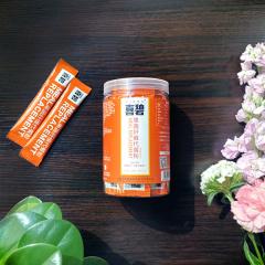 【喜碧】果蔬纤维代餐粉 固体饮料10克*16袋/罐 打造肠道健康微生物