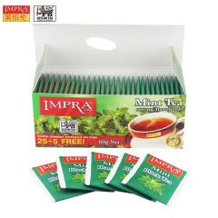 斯里兰卡原装进口 IMPRA 英伯伦薄荷味调味茶(2g*30袋)60g