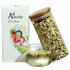 Amelie花草茶 茉莉花茶 80g/罐