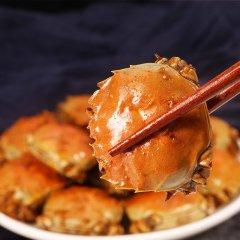 【特色美食】馋亿家 香辣蟹 150g*10瓶