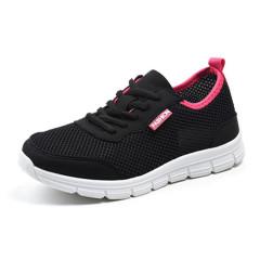 网鞋女透气网面女鞋2019新款夏季男女同款运动鞋轻便百搭 男鞋--灰色 44男