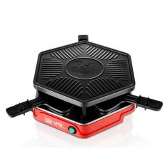 迪士尼(Disney)煎烤盘DSN-SK08A  红色  不粘涂层