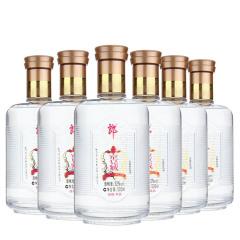 郎酒窖藏精品52度浓香型 白酒整箱 500ml*6 2013年出厂