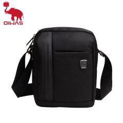 爱华仕(OIWAS)单肩包 商务休闲时尚电脑包 男士斜挎包