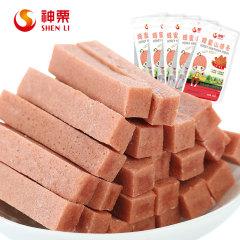 神栗蜂蜜山楂条140g*5袋休闲零食特产蜜饯果脯休闲食品